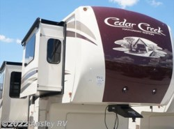 New 2017  Forest River Cedar Creek 38FLX by Forest River from Ansley RV in Duncansville, PA
