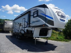 New 2018  Forest River Arctic Wolf 315TBH by Forest River from Ansley RV in Duncansville, PA