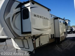 New 2018  Keystone Montana 3790RD by Keystone from Ansley RV in Duncansville, PA