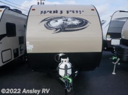 New 2018  Forest River Cherokee Wolf Pup 16FQ by Forest River from Ansley RV in Duncansville, PA