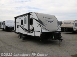 New 2017  Keystone Passport Express 199ML by Keystone from Lakeshore RV Center in Muskegon, MI
