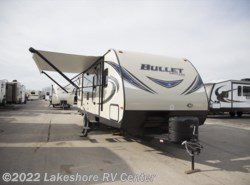 New 2017  Keystone Bullet 287QBS by Keystone from Lakeshore RV Center in Muskegon, MI