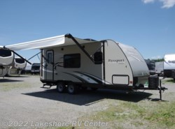 New 2017  Keystone Passport Express 195RB by Keystone from Lakeshore RV Center in Muskegon, MI
