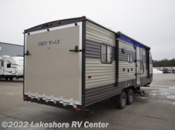 New 2017 Forest River Grey Wolf 22RR available in Muskegon, Michigan