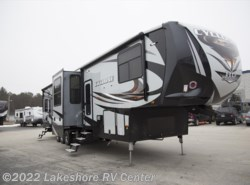 New 2017  Heartland RV Cyclone 4005 by Heartland RV from Lakeshore RV Center in Muskegon, MI