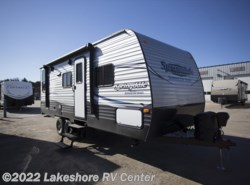 New 2017  Keystone  Summerland 2020QB by Keystone from Lakeshore RV Center in Muskegon, MI