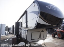 New 2017  Keystone Montana High Country 362RD by Keystone from Lakeshore RV Center in Muskegon, MI