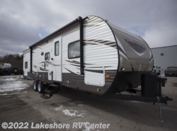 New 2017  Forest River Wildwood 30QBSS by Forest River from Lakeshore RV Center in Muskegon, MI