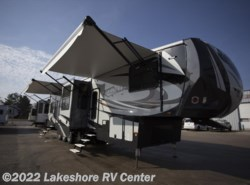 New 2018  Heartland RV Cyclone 4005 by Heartland RV from Lakeshore RV Center in Muskegon, MI