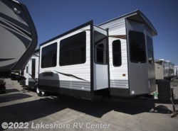 New 2018  Forest River Wildwood Lodge 4092BFL by Forest River from Lakeshore RV Center in Muskegon, MI