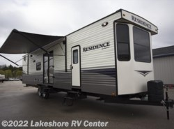 New 2018  Keystone Residence 40KBBH by Keystone from Lakeshore RV Center in Muskegon, MI