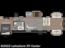 New 2018  Keystone Montana High Country 375FL by Keystone from Lakeshore RV Center in Muskegon, MI