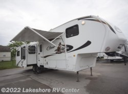 Used 2011  Keystone Cougar 326MKS by Keystone from Lakeshore RV Center in Muskegon, MI