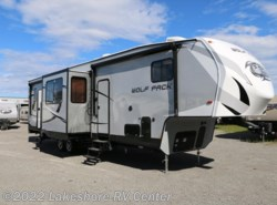 New 2017  Forest River Wolf Pack 325PACK13 by Forest River from Lakeshore RV Center in Muskegon, MI