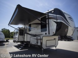 New 2018  Heartland RV Bighorn Traveler 32RS by Heartland RV from Lakeshore RV Center in Muskegon, MI