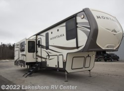 New 2017  Keystone Montana 3660RL by Keystone from Lakeshore RV Center in Muskegon, MI