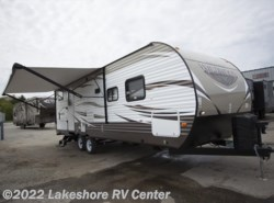 New 2018  Forest River Wildwood 27DBK by Forest River from Lakeshore RV Center in Muskegon, MI