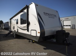 New 2017 Keystone Sprinter Campfire Edition 29BH available in Muskegon, Michigan