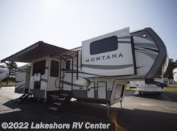 New 2018  Keystone Montana 3730FL by Keystone from Lakeshore RV Center in Muskegon, MI