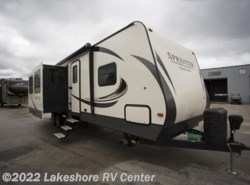 New 2017  Keystone Sprinter Campfire Edition 33BH