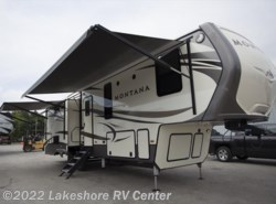 New 2018  Keystone Montana 3160RL by Keystone from Lakeshore RV Center in Muskegon, MI