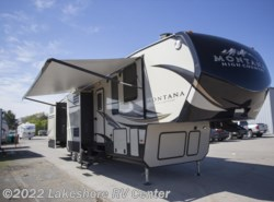 New 2018  Keystone Montana High Country 362RD by Keystone from Lakeshore RV Center in Muskegon, MI