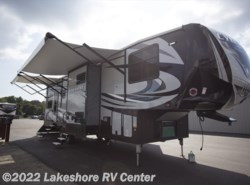 New 2018  Heartland RV Cyclone 3611 by Heartland RV from Lakeshore RV Center in Muskegon, MI