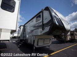 Used 2017  Keystone Raptor 352TS by Keystone from Lakeshore RV Center in Muskegon, MI