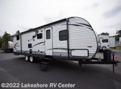 Used 2016  Palomino Canyon Cat 30DBSC by Palomino from Lakeshore RV Center in Muskegon, MI