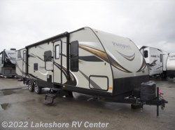 Used 2015  Keystone Passport Elite 33 BH by Keystone from Lakeshore RV Center in Muskegon, MI