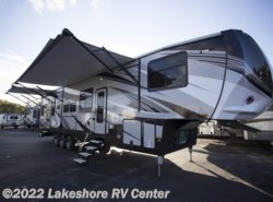 New 2018  Heartland RV Cyclone 4115 by Heartland RV from Lakeshore RV Center in Muskegon, MI
