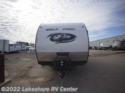 New 2017  Forest River Wolf Pack 25PACK12+ by Forest River from Lakeshore RV Center in Muskegon, MI