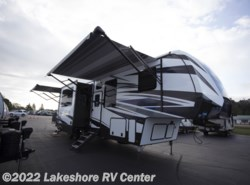 New 2018  Keystone Fuzion 371 by Keystone from Lakeshore RV Center in Muskegon, MI
