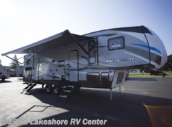 New 2018  Forest River Arctic Wolf 315TBH8 by Forest River from Lakeshore RV Center in Muskegon, MI