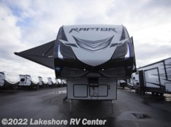 New 2018  Keystone Raptor 353TS by Keystone from Lakeshore RV Center in Muskegon, MI