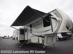 New 2018  Keystone Montana 3791RD by Keystone from Lakeshore RV Center in Muskegon, MI