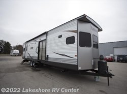 New 2018  Forest River Wildwood Lodge 394FKDS by Forest River from Lakeshore RV Center in Muskegon, MI