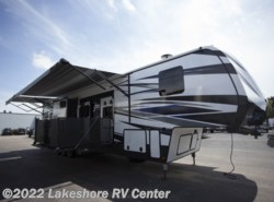 New 2019  Keystone Fuzion 424 by Keystone from Lakeshore RV Center in Muskegon, MI