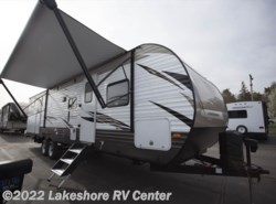New 2019  Forest River Wildwood 32BHDS by Forest River from Lakeshore RV Center in Muskegon, MI