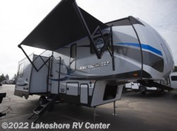 New 2019  Forest River Arctic Wolf 285DRL4 by Forest River from Lakeshore RV Center in Muskegon, MI