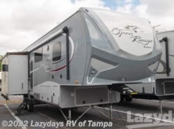 Used 2015  Open Range Roamer 345RLS by Open Range from Lazydays in Seffner, FL