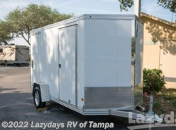New 2017  Featherlite  Enclosed Utility Trailer 1620 by Featherlite from Lazydays in Seffner, FL