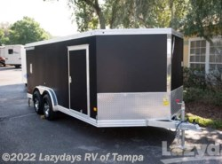 New 2017  Featherlite  Enclosed Motorcycle Trailer 1650 by Featherlite from Lazydays in Seffner, FL