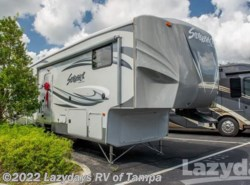 Used 2013  Forest River Cedar Creek Silverback 33RE