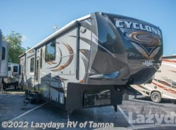 Used 2016  Heartland RV Cyclone 4150 by Heartland RV from Lazydays in Seffner, FL