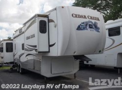 Used 2010  Forest River Cedar Creek 36RDS5