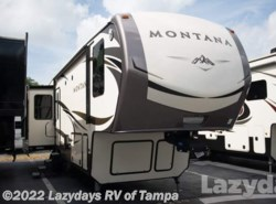Used 2016 Keystone Montana 3721 available in Seffner, Florida