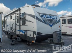 Used 2015  Keystone Fuzion Impact IP30115 by Keystone from Lazydays in Seffner, FL