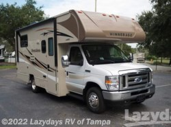 New 2018  Winnebago Minnie Winnie 22R by Winnebago from Lazydays in Seffner, FL