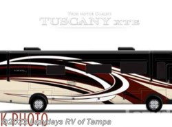 Used 2015 Thor Motor Coach Tuscany XTE 40AX available in Seffner, Florida